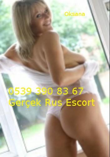 Avrupa Yakası Bayan Rus Escort Oksana