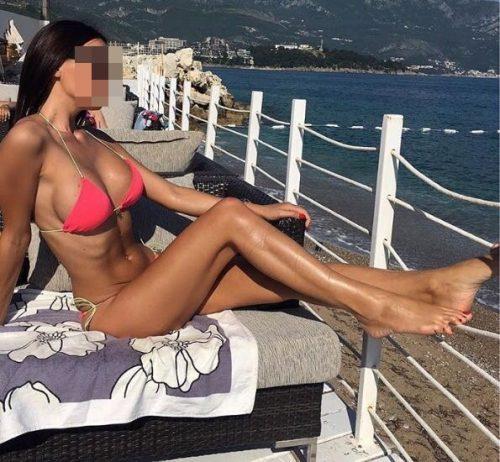 Mersin Model Bayan Samime