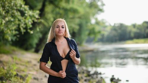 Seksi Ukraynalı Lena