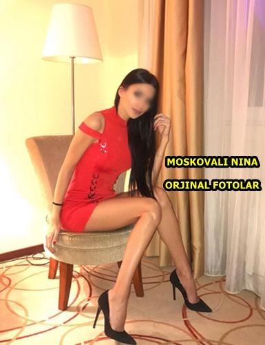 Topkapı Moskovalı Rus Nina