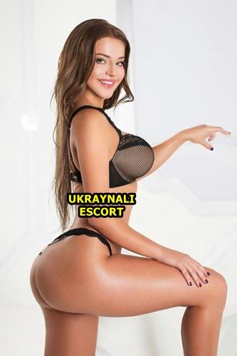 Ukraynalı Escort Kadın Mila